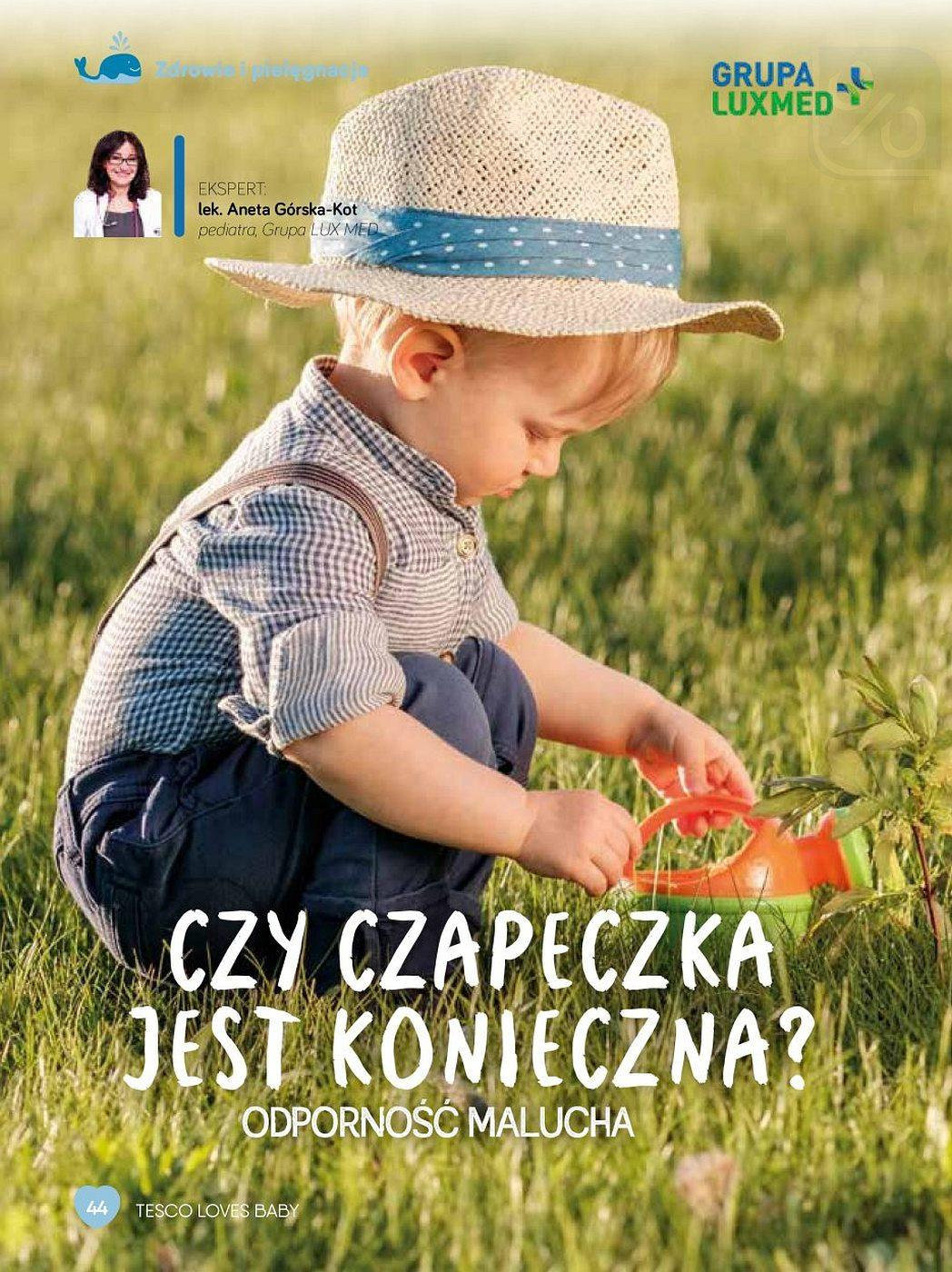Gazetka promocyjna Tesco do 31/10/2018 str.44