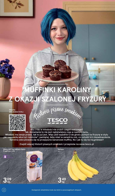 Gazetka promocyjna Tesco do 26/09/2018 str.1