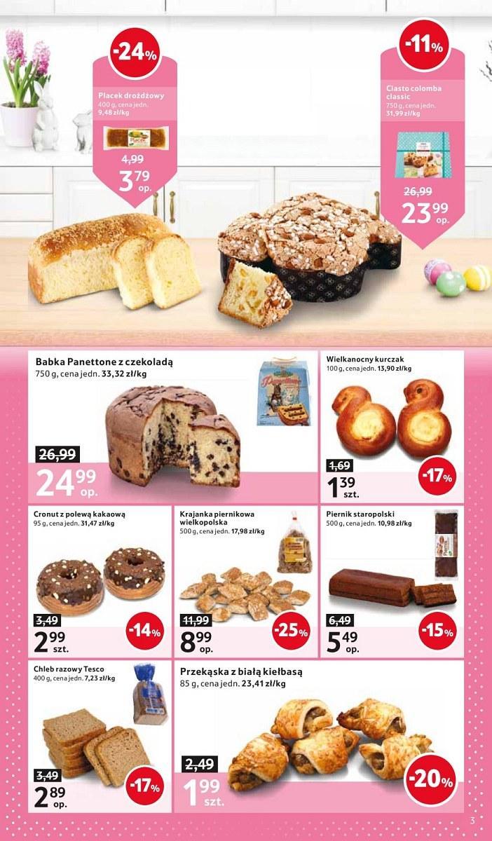 Gazetka promocyjna Tesco do 21/03/2018 str.2