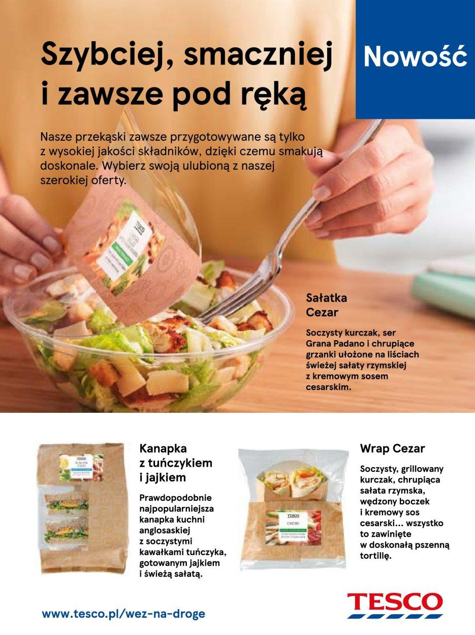 Gazetka promocyjna Tesco do 23/09/2018 str.70