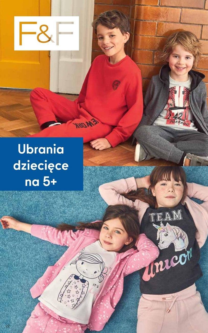 Gazetka promocyjna Tesco do 15/08/2018 str.22