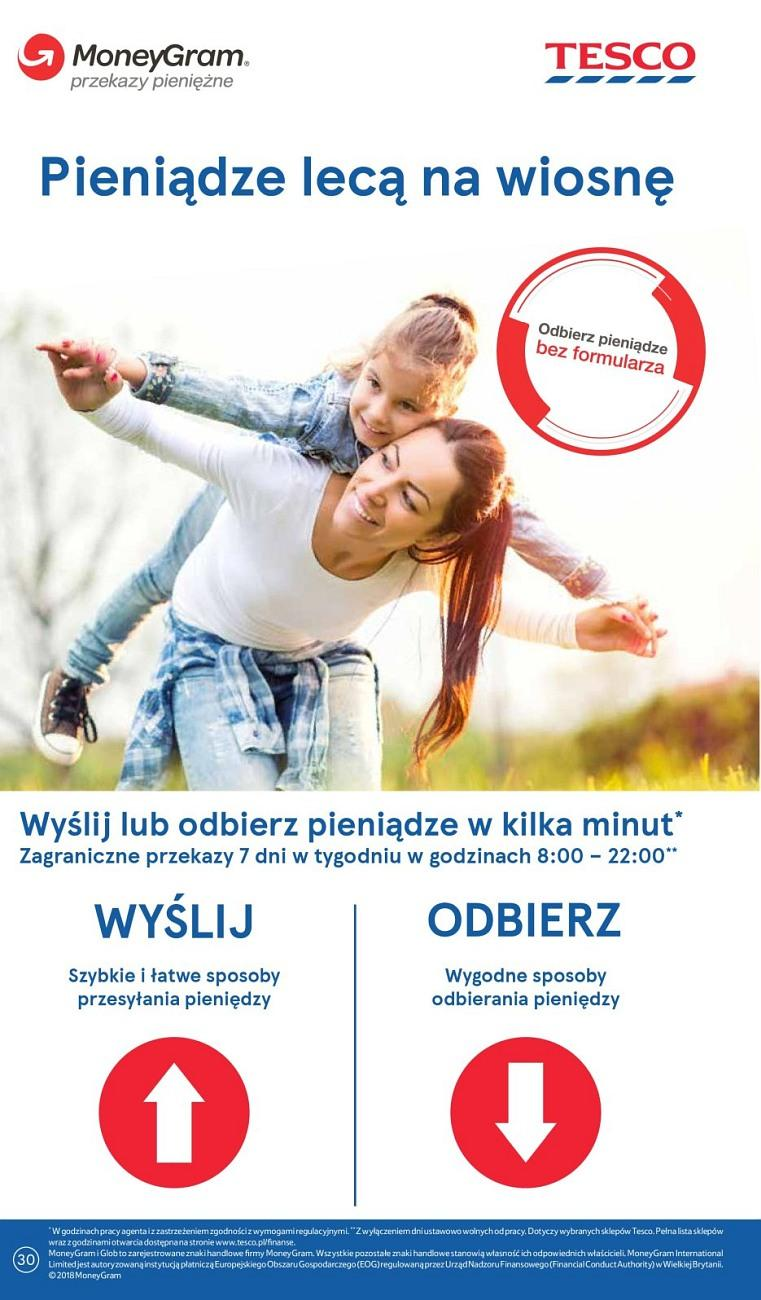 Gazetka promocyjna Tesco do 02/05/2018 str.29