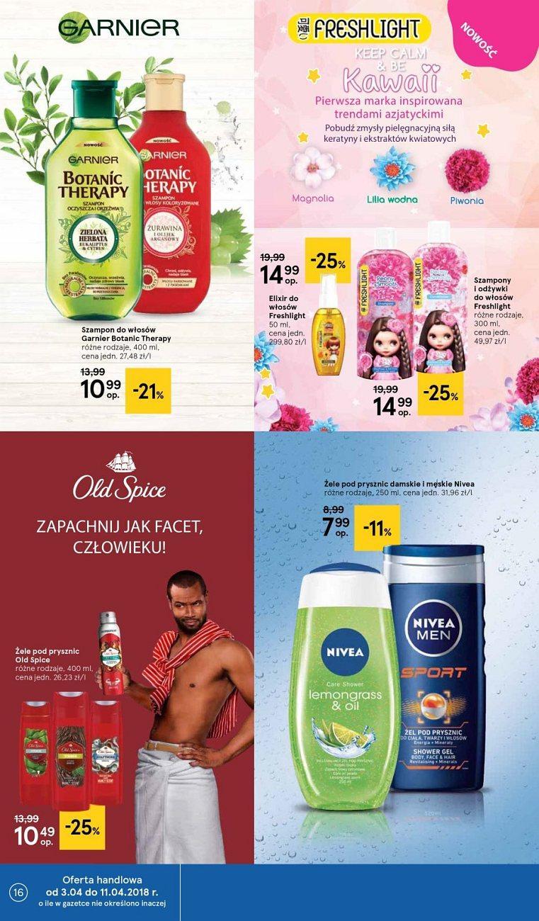 Gazetka promocyjna Tesco do 11/04/2018 str.15