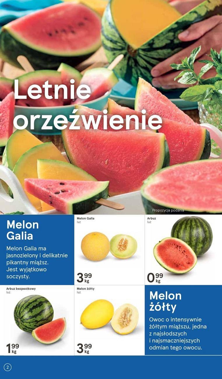 Gazetka promocyjna Tesco do 18/07/2018 str.1
