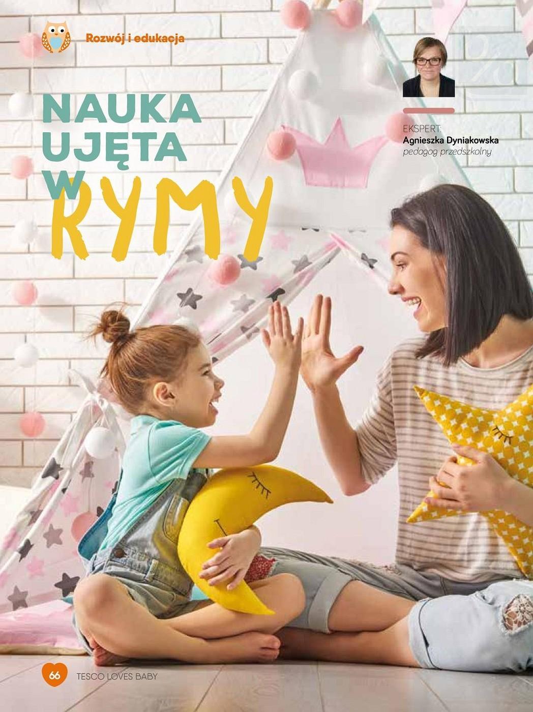 Gazetka promocyjna Tesco do 31/10/2018 str.66
