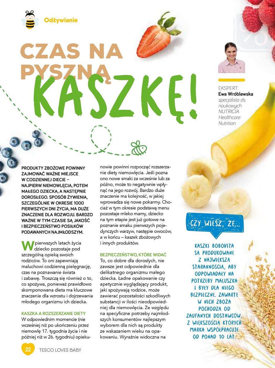Gazetka promocyjna Tesco do 31/10/2018 str.21