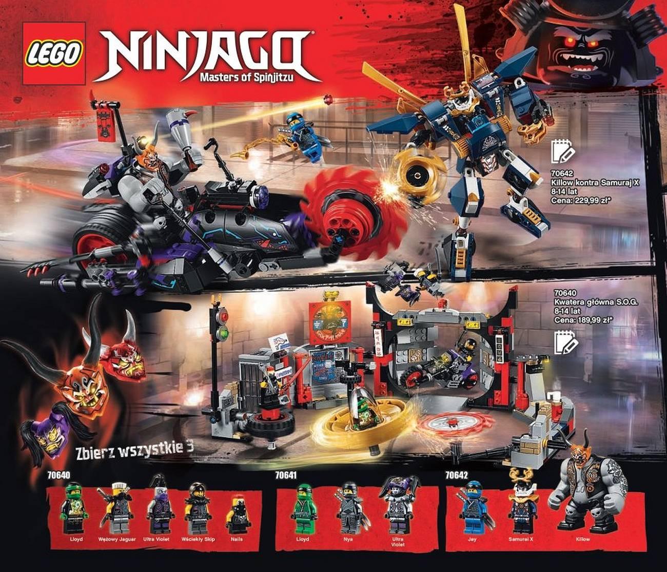 Gazetka Promocyjna I Reklamowa Tesco Katalog Lego Od 31082018