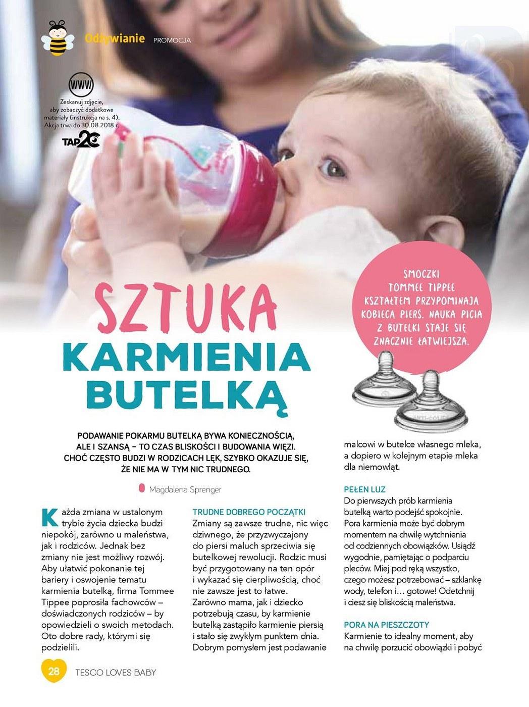 Gazetka promocyjna Tesco do 31/10/2018 str.27