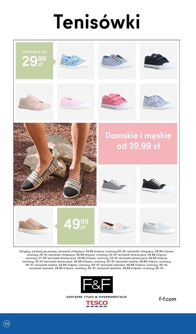 Gazetka promocyjna Tesco do 11/04/2018 str.23