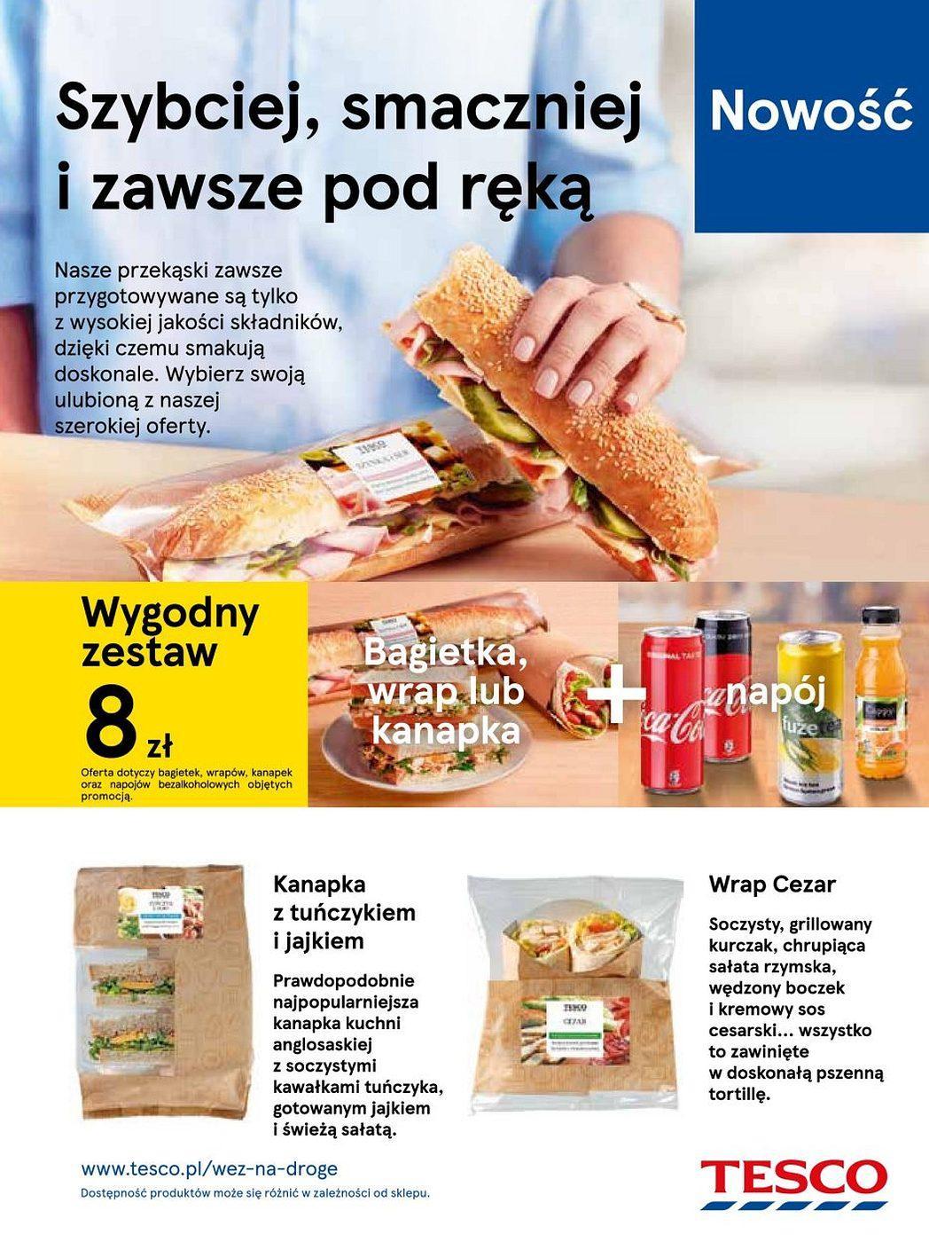 Gazetka promocyjna Tesco do 31/12/2018 str.23