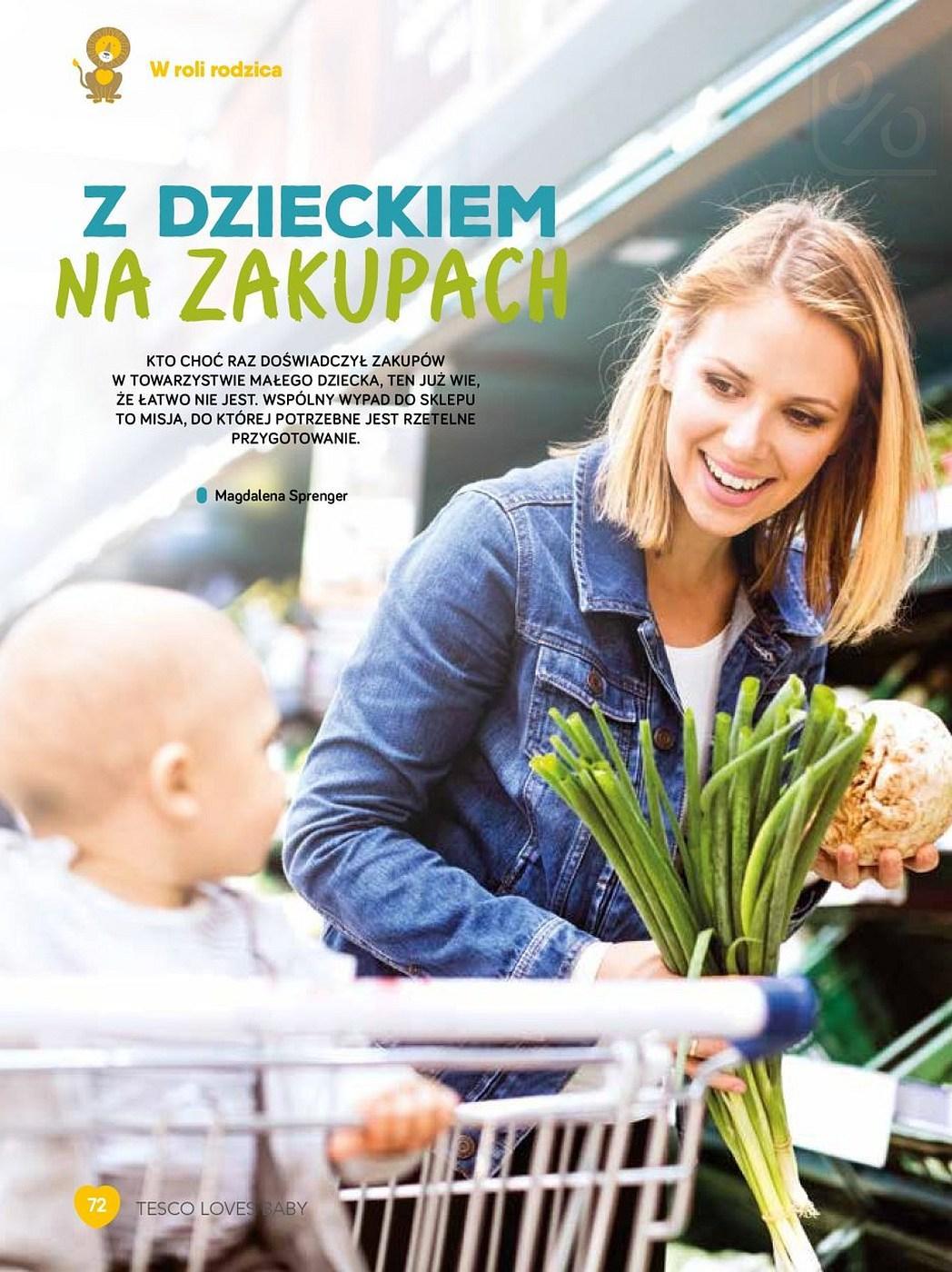 Gazetka promocyjna Tesco do 31/10/2018 str.72