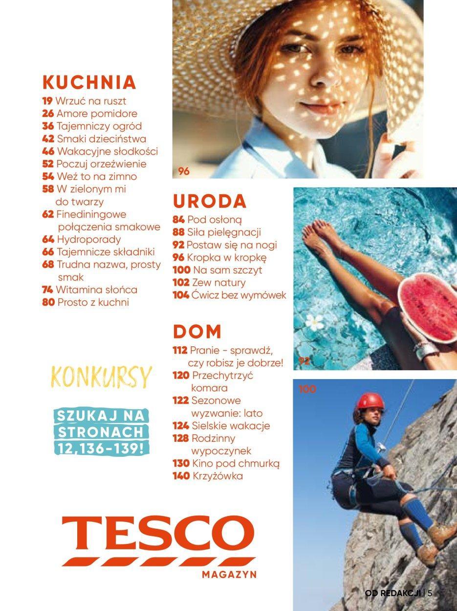Gazetka promocyjna Tesco do 23/09/2018 str.5