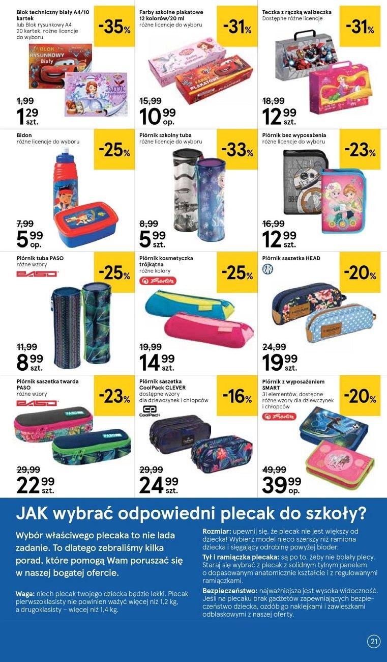 Gazetka promocyjna Tesco do 08/08/2018 str.20