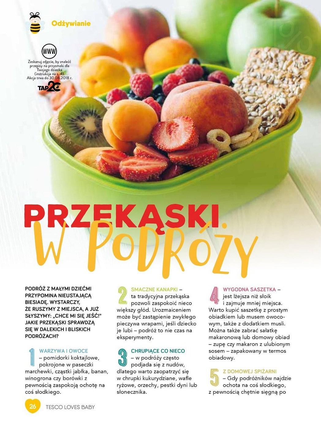 Gazetka promocyjna Tesco do 31/10/2018 str.25