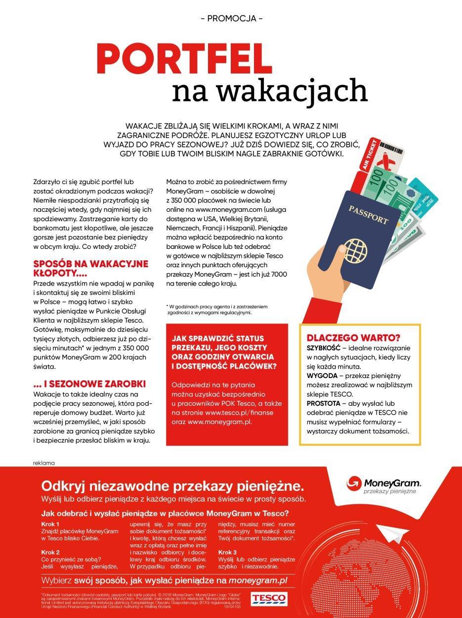 Gazetka promocyjna Tesco do 23/09/2018 str.107