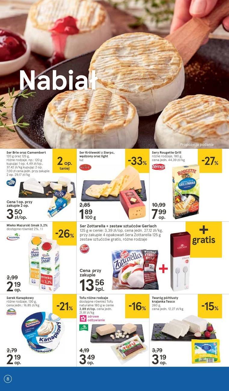 Gazetka promocyjna Tesco do 18/07/2018 str.7