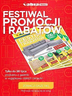 Festiwal rabatów