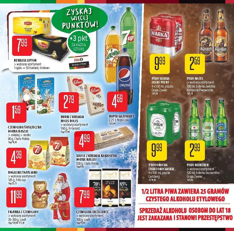Gazetka promocyjna Chata Polska do 12/12/2018 str.6