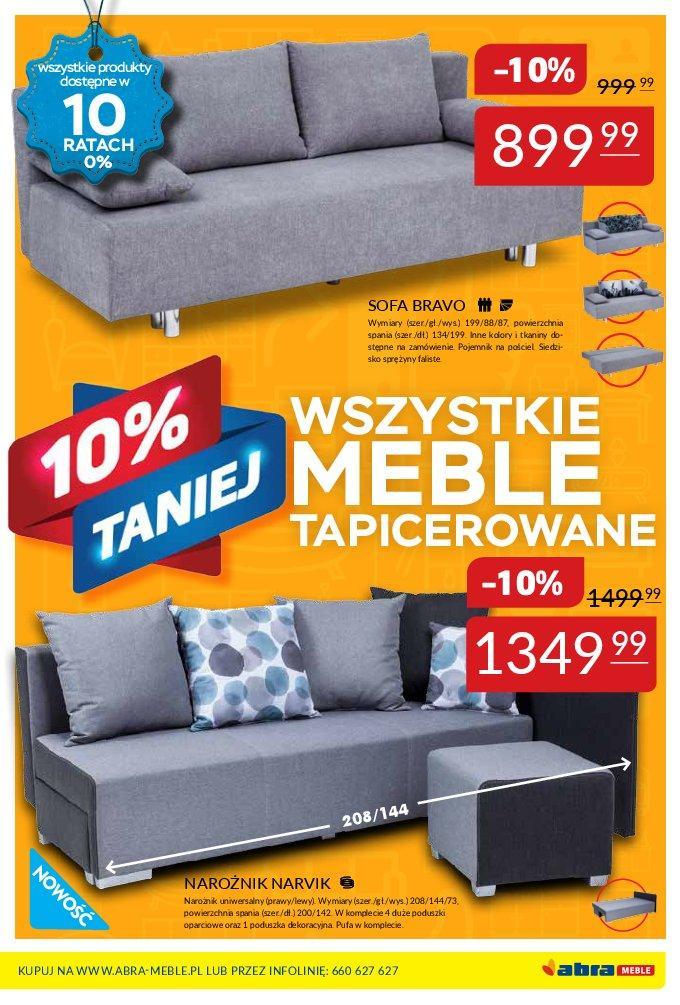 Gazetka promocyjna Abra Meble do 05/03/2018 str.2