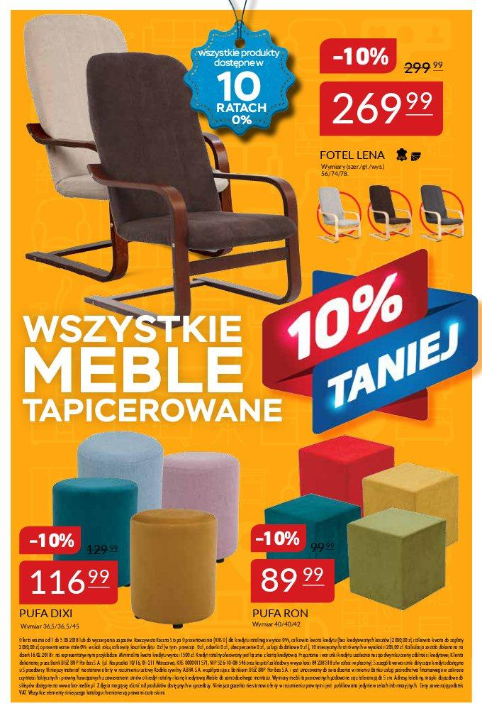 Gazetka promocyjna Abra Meble do 05/03/2018 str.5