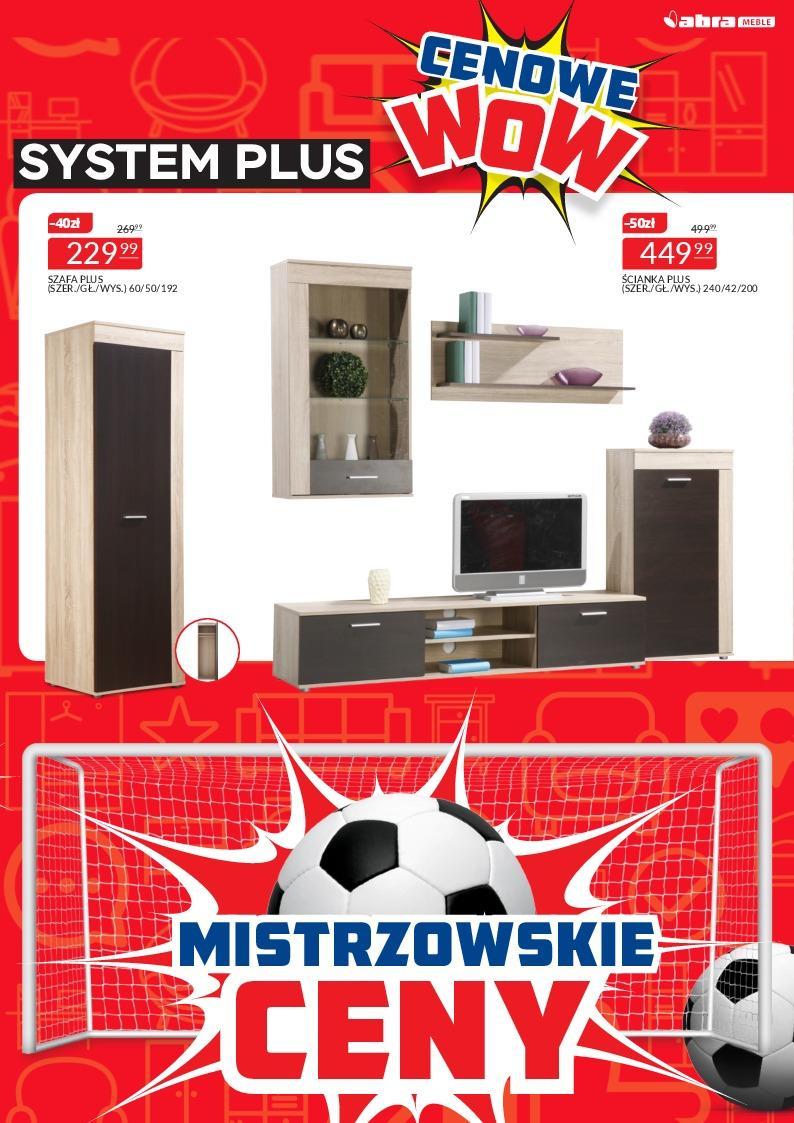Gazetka promocyjna Abra Meble do 12/07/2018 str.6