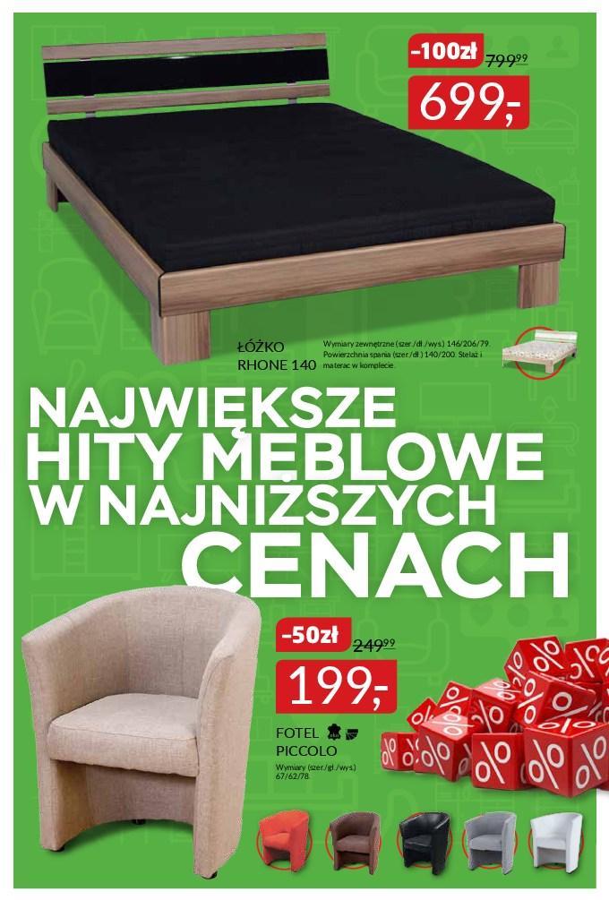 Gazetka promocyjna Abra Meble do 29/01/2018 str.5