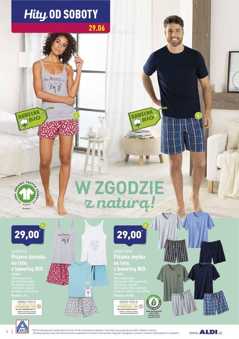 Gazetka promocyjna ALDI do 30/06/2019 str.1