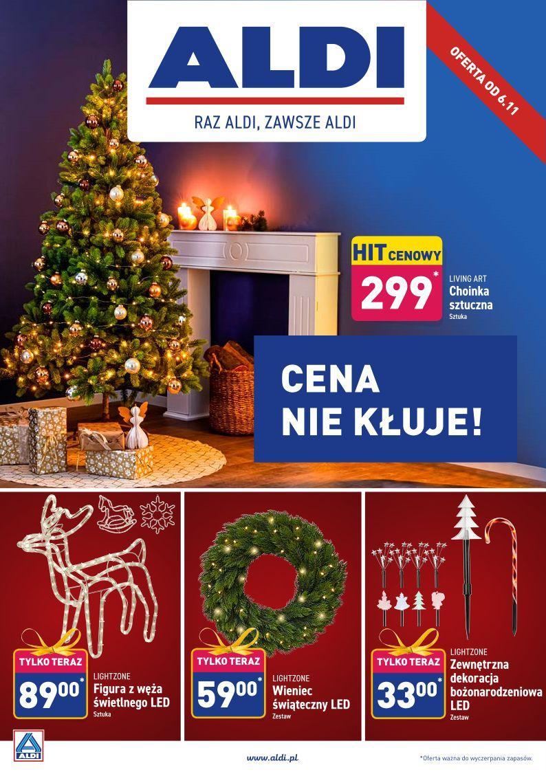 Gazetka promocyjna ALDI do 09/11/2019 str.1