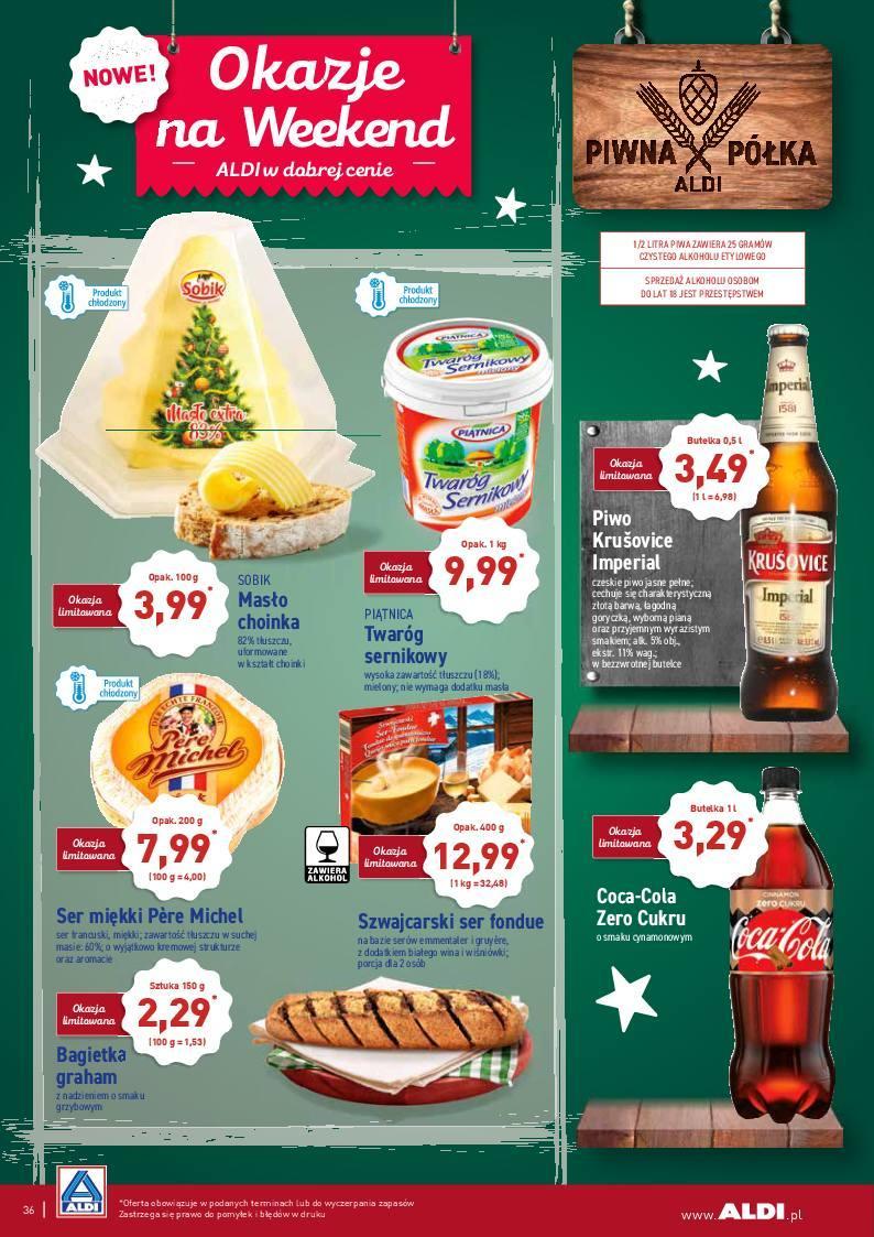 Gazetka promocyjna ALDI do 15/12/2018 str.36