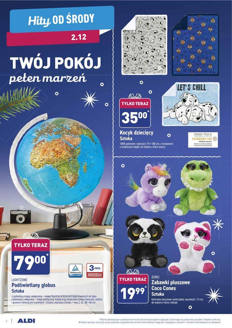Gazetka promocyjna ALDI do 05/12/2020 str.3