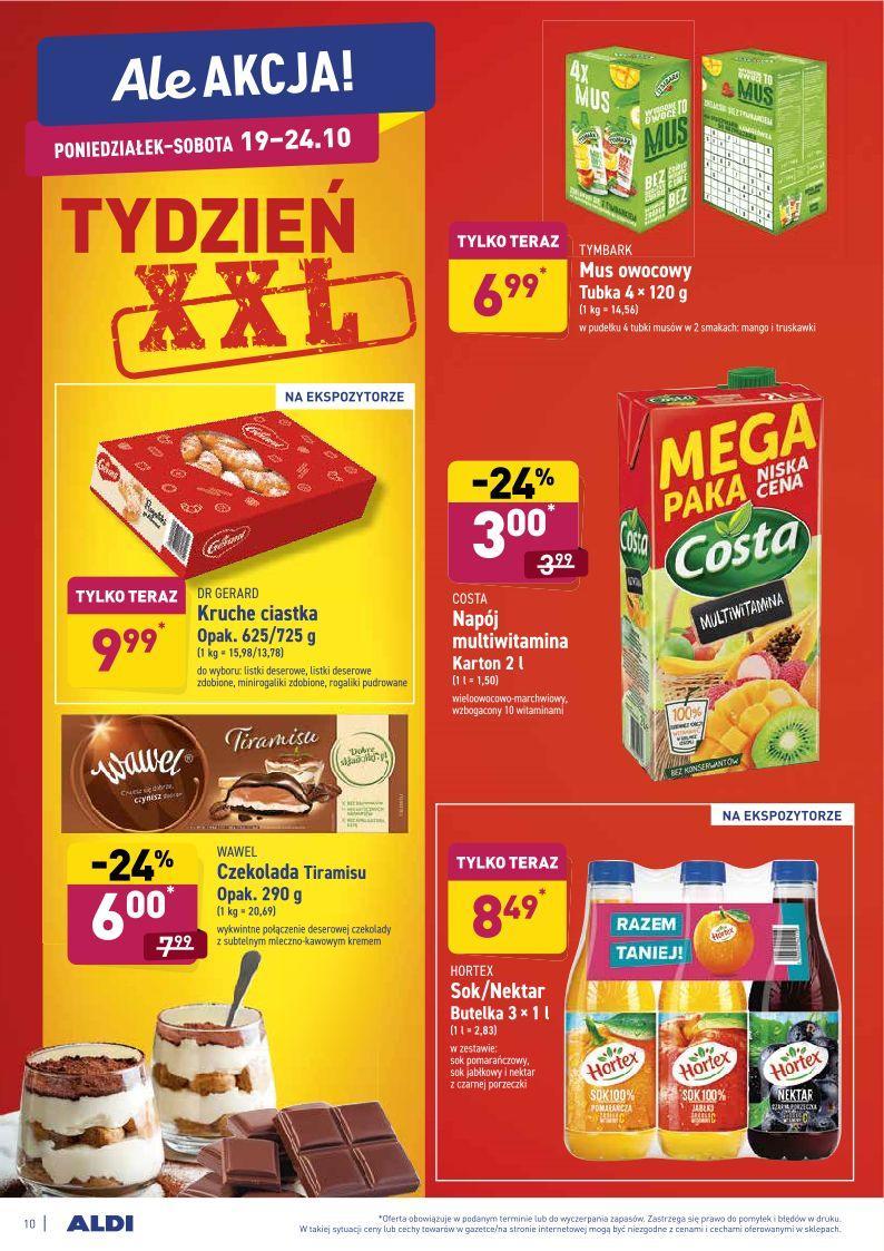 Gazetka promocyjna ALDI do 24/10/2020 str.10