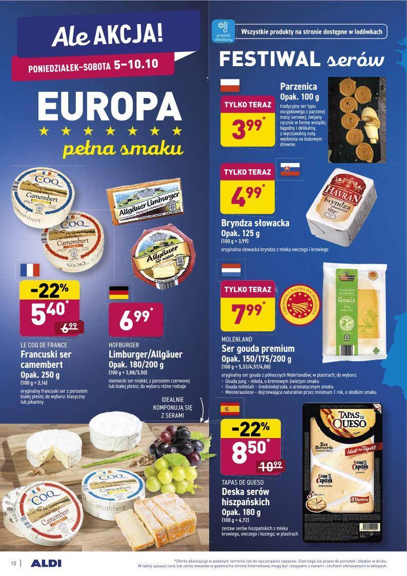 Gazetka promocyjna ALDI do 10/10/2020 str.9