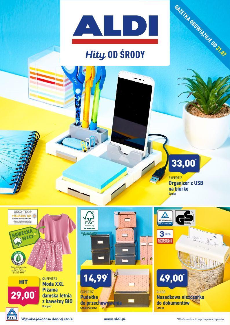 Gazetka promocyjna ALDI do 03/08/2019 str.0