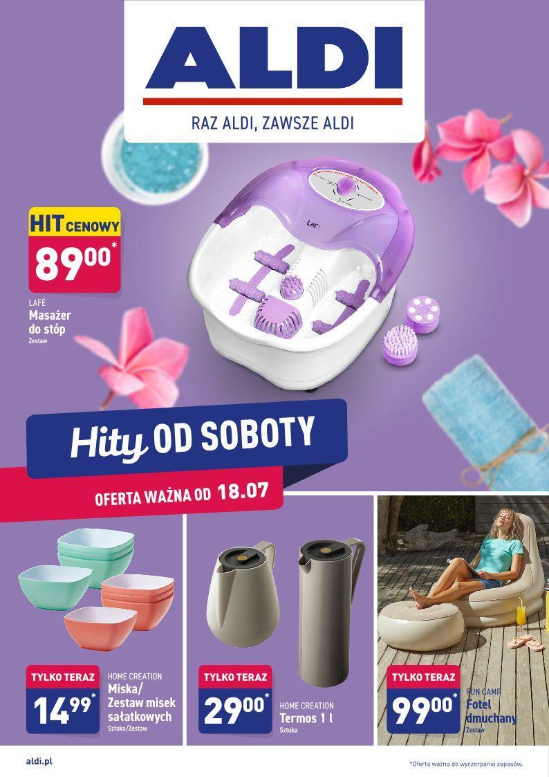 Gazetka promocyjna ALDI do 18/07/2020 str.0
