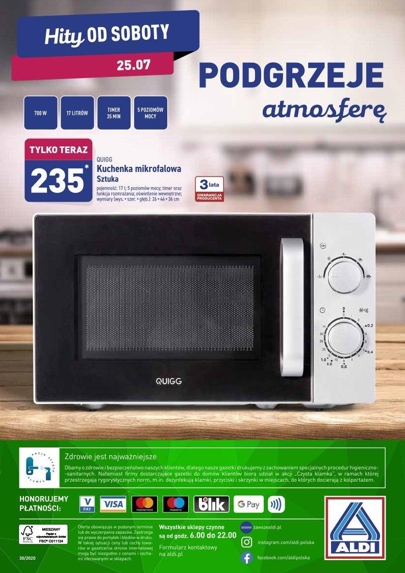 Gazetka promocyjna ALDI do 26/07/2020 str.35