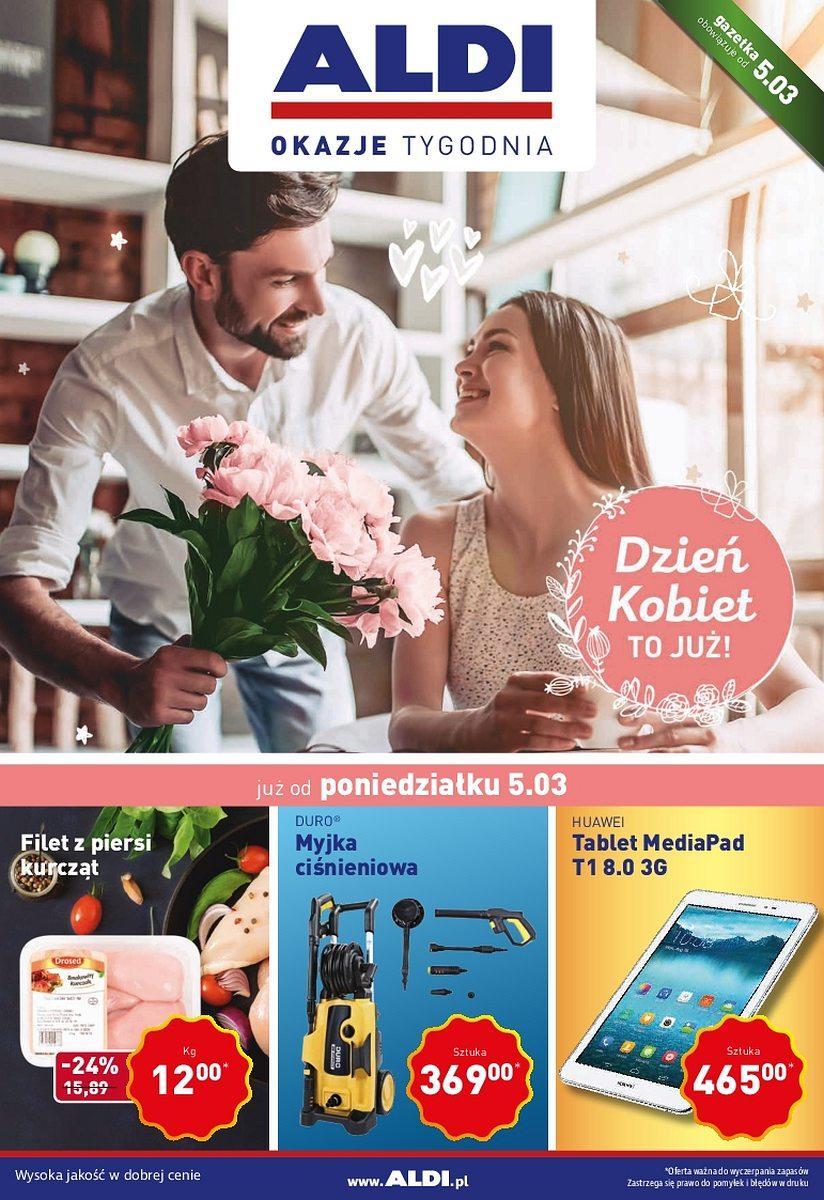 Gazetka promocyjna ALDI do 11/03/2018 str.0