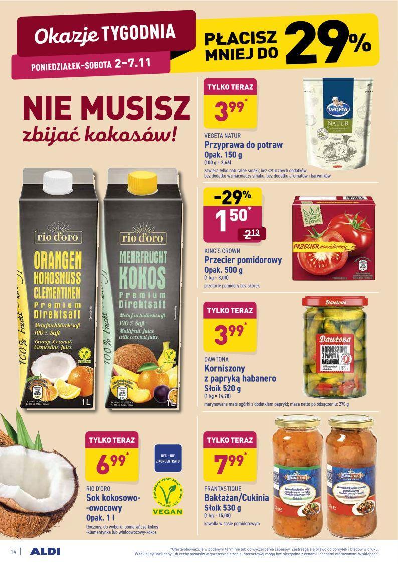Gazetka promocyjna ALDI do 07/11/2020 str.13