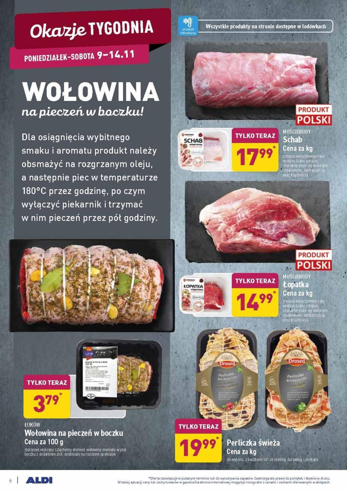 Gazetka promocyjna ALDI do 14/11/2020 str.5