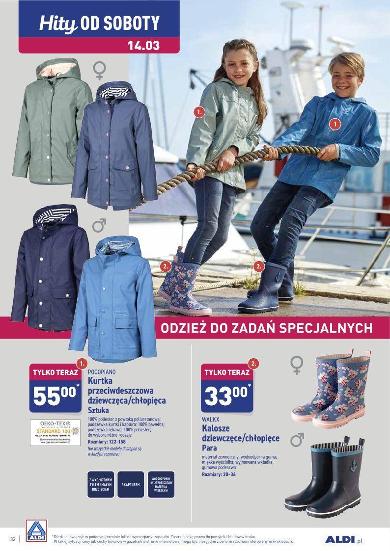 Gazetka promocyjna ALDI do 14/03/2020 str.31