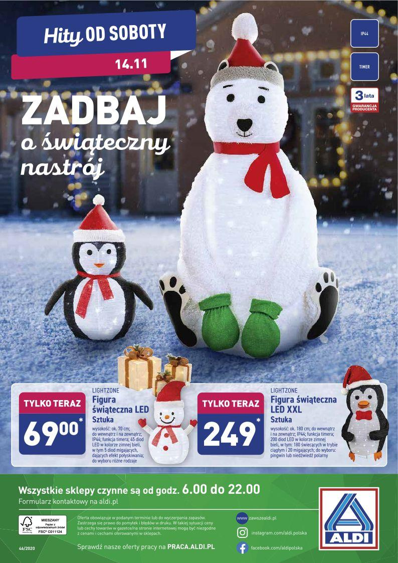 Gazetka promocyjna ALDI do 14/11/2020 str.11