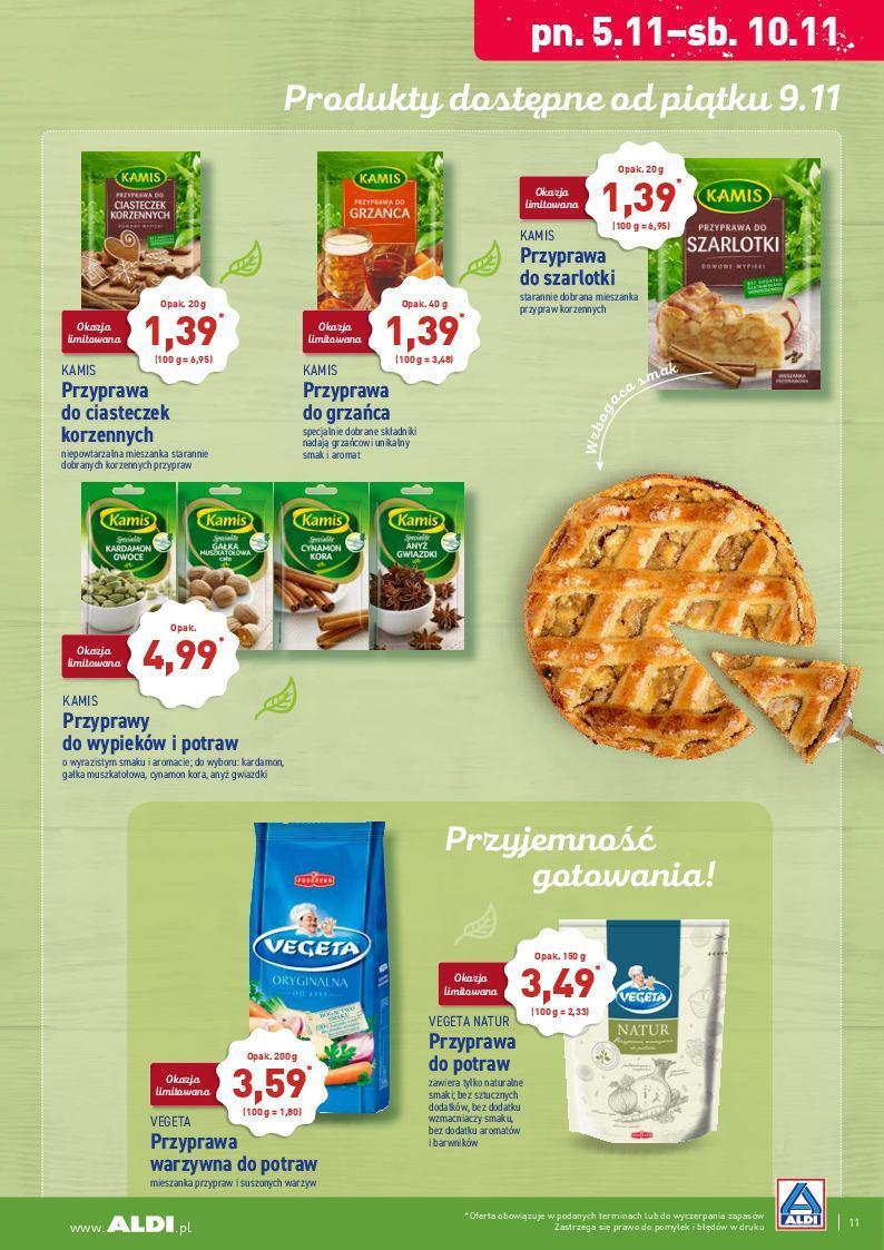 Gazetka promocyjna ALDI do 10/11/2018 str.11