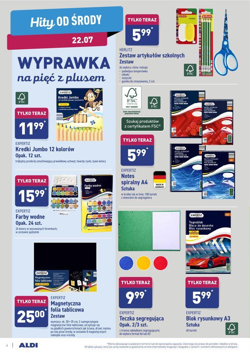 Gazetka promocyjna ALDI do 25/07/2020 str.5
