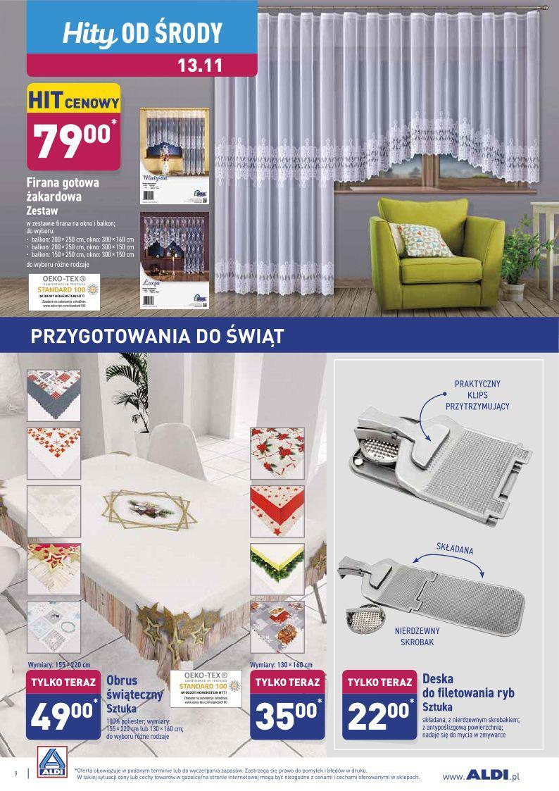 Gazetka promocyjna ALDI do 16/11/2019 str.9