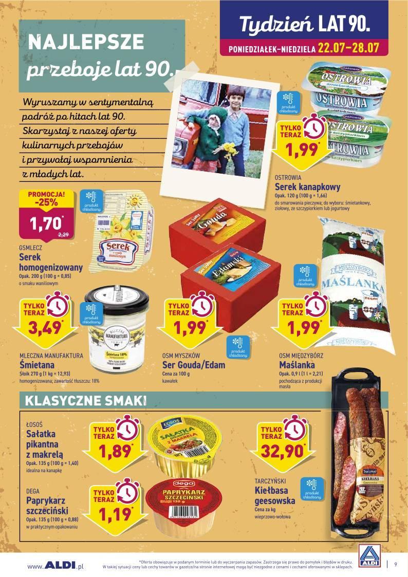 Gazetka promocyjna ALDI do 28/07/2019 str.8