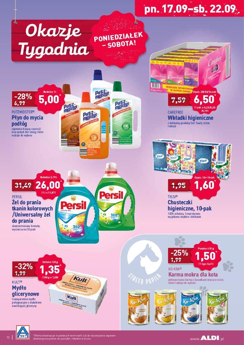 Gazetka promocyjna ALDI do 22/09/2018 str.12