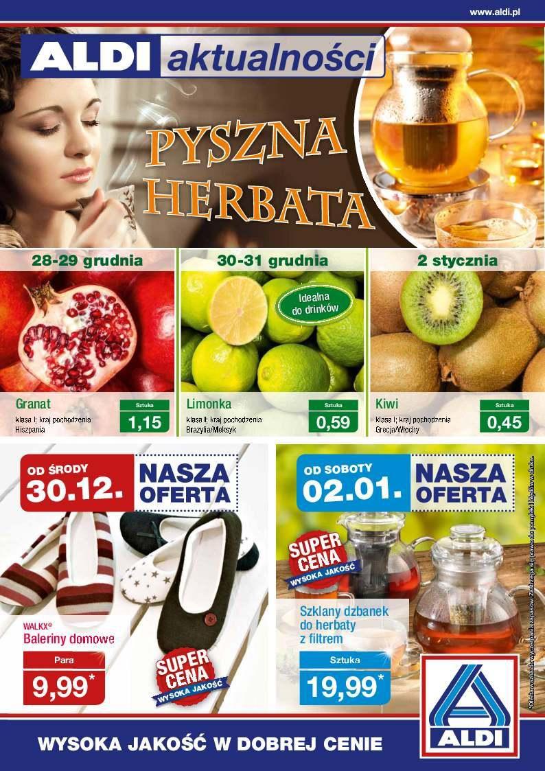 Gazetka promocyjna ALDI do 03/01/2016 str.0
