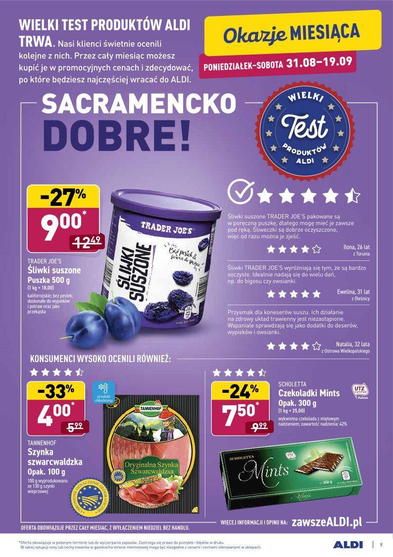 Gazetka promocyjna ALDI do 12/09/2020 str.8