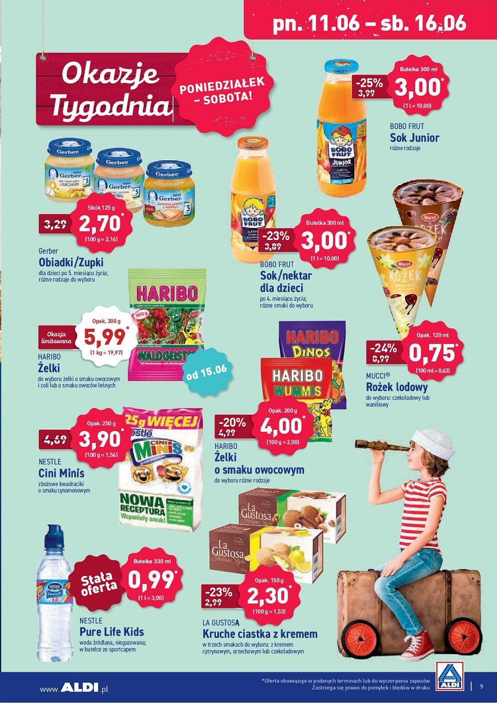 Gazetka promocyjna ALDI do 16/06/2018 str.9