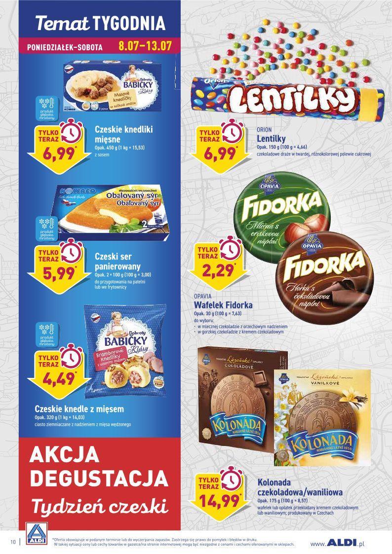 Gazetka promocyjna ALDI do 13/07/2019 str.9