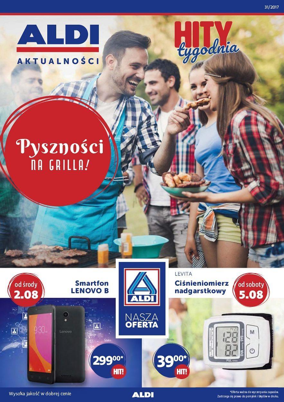 Gazetka promocyjna ALDI do 08/08/2017 str.0